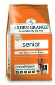 Arden Grange Senior Dog Food 2Kg