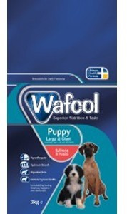 Wafcol Puppy Salmon and Potato Large Breed 3 Kg