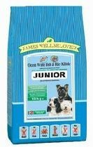 James Wellbeloved Fish and Rice Junior Dog Food 15 Kg