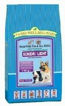 James Wellbeloved Fish and Rice Senior Light Dog Food 15 Kg