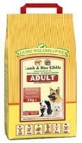 James Wellbeloved Lamb and Rice Adult Dog Food 2 Kg