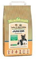 James Wellbeloved Junior Turkey and Rice Dog Food 2 Kg