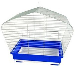 Java Bird Cage Chrome