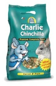 Charlie Chinchilla Food 2.5 Kg