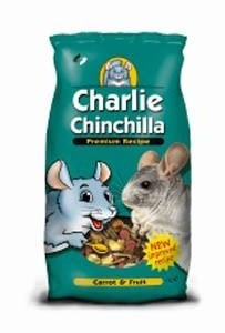 Charlie Chinchilla Food 12.5kg