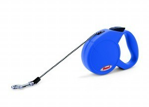Extending Dog Lead Flexi Classic Mini Blue 3m For Dogs up to 12 Kg