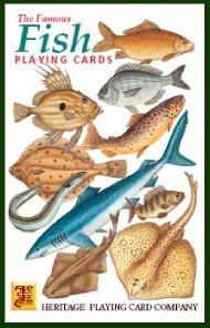 Heritage Fish Playing Cards