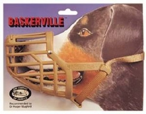 Baskerville Dog Muzzle Size 8