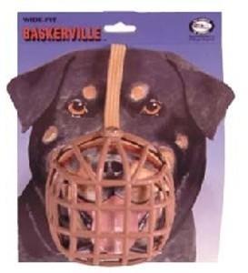 Baskerville Dog Muzzle Size 15 Rottweiller Deluxe
