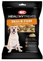 Mark and Chappell Skin and Coat Care Dog Treats