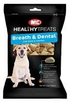 Mark and Chappell Breath and Dental Care Dog Treats