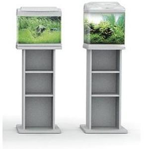 Superfish Aqua 60 Aquarium Fish Tank Stand Silver