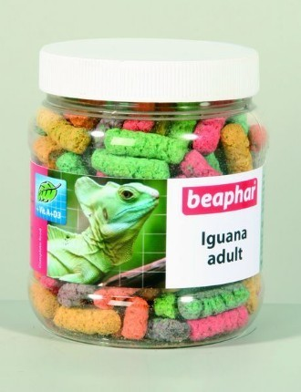 Beaphar Iguana Adult Food 120g