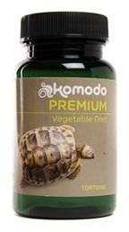 Komodo Tortoise Vegetable Diet 75g