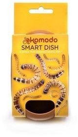 Komodo Live Mealworm Feeding Dish