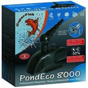Superfish Pond Eco 8000 Pond Pump