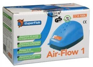 Superfish Air Flow 1 Way Fish Tank Pump