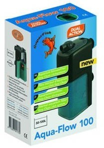 Superfish Aqua Flow 100 Internal Fish Tank Filter