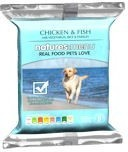 Natures Menu Raw Chicken Fish and Veg Dog Food 300g