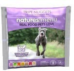 Natures Menu Tripe Nuggets Raw Dog Food 1kg