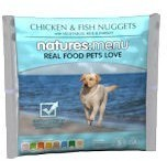 Natures Menu Chicken Nuggets With Fish Raw Dog Food 1 Kg