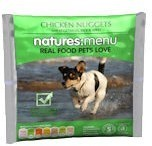 Natures Menu Chicken Nuggets Raw Dog Food 1Kg