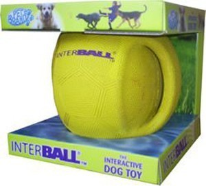 Interball by Pet Brands Dog Toy