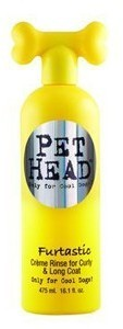 Pet Heads Furtastic Rinse Curly Long Coats 475ml