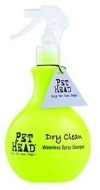 Pet Heads Dry Clean Waterless Spray Shampoo 475ml