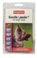 Gentle Leader Large Black Head Collar Suitable For Rottweiler Size Dogs