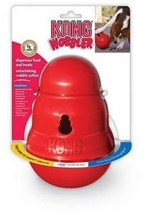 KONG Wobbler Large Dog Toy