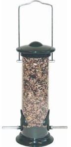 Cast Aluminium Wild Bird Seed Feeder 20cm