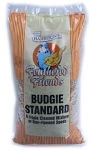 Walter Harrisons Budgie Standard 20kg