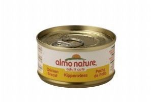 Almo Nature Cat Food Chicken Breast 70g x 24