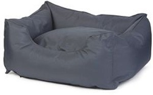 Ancol Waterproof Dog Bed Blue Large 78 X 90cm