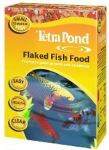 Tetra Pond Flake 4 Litre