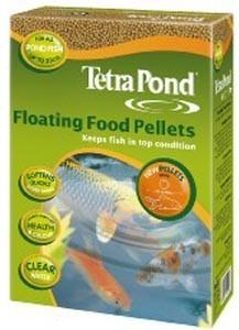 Tetra Pond Pellets Small 4 Litre