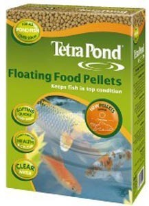 Tetra Pond Pellets Medium 4 Litre