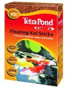 Tetra Pond Koi Sticks 4 Litres