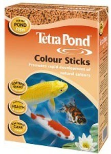 Tetra Pond Colour Sticks 4 Litre
