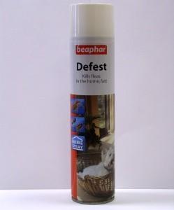 Beaphar Defest 3 Month Household Flea Spray