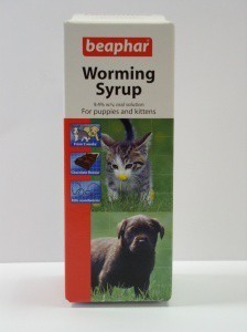 Beaphar Worming Syrup For Puppies
