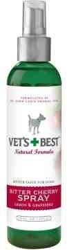 Vets Best Bitter Cherry Spray For Dogs 225ml
