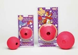 Animal Instincts Puzzla Treat Ball Dog Toy Large