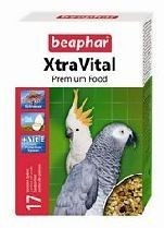 Beaphar Xtravital Parrot Food 1kg