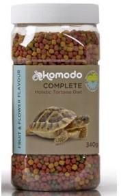 Komodo Tortoise Food Fruit Flower 340g