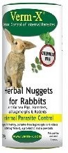 Verm X Nuggets For Rabbits Natural Internal Parasite Control