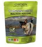 Natures Menu Chicken 8 X 300g Dog Food Pouches