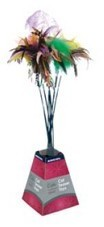 Ancol Cat Toy Cat Feather Wand
