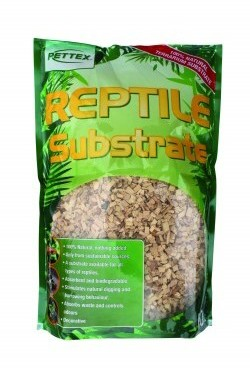 Pettex Reptile Substrate Orchid Bark 10 Litre